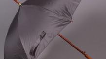 Gri Promosyon Şemsiye