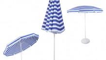Plaj Şemsiyesi Mavi Beyaz