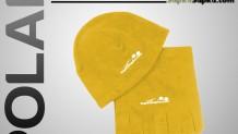 Promosyon Polar Atkı Bere Sarı