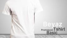 Promosyon Tişört Beyaz