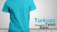 Promosyon T-Shirt Turkuaz