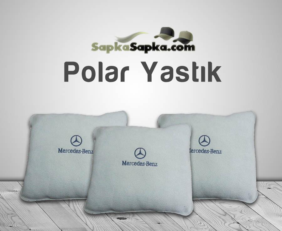 Gri Polar Yastık