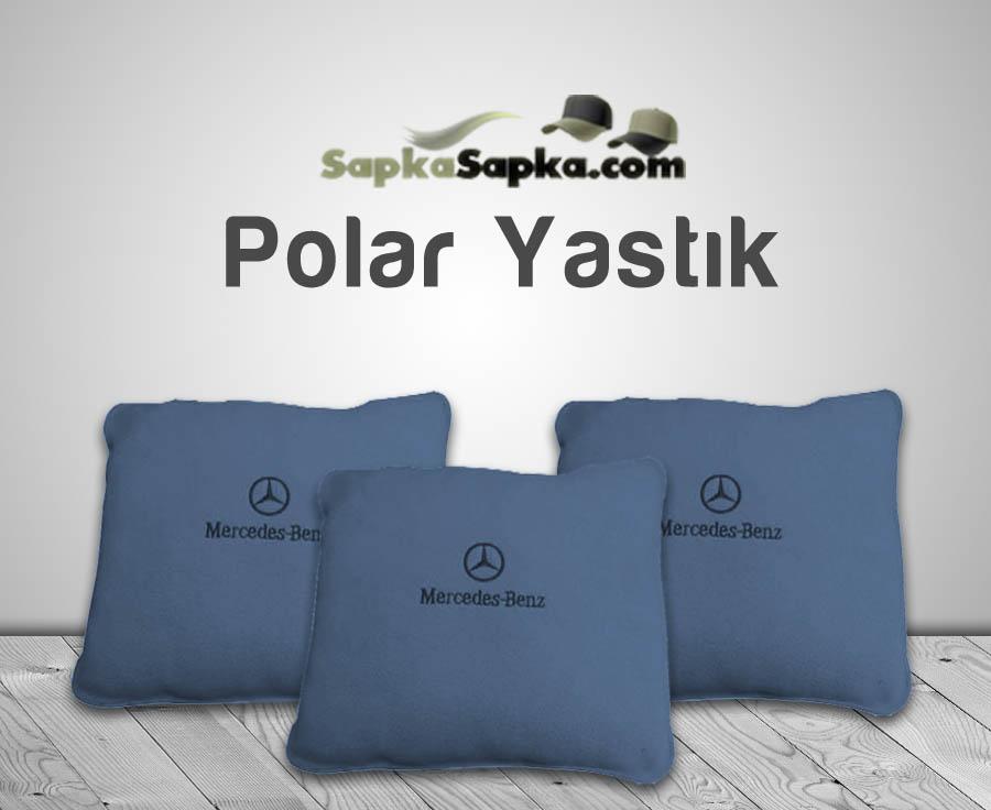 İndigo Polar Yastık