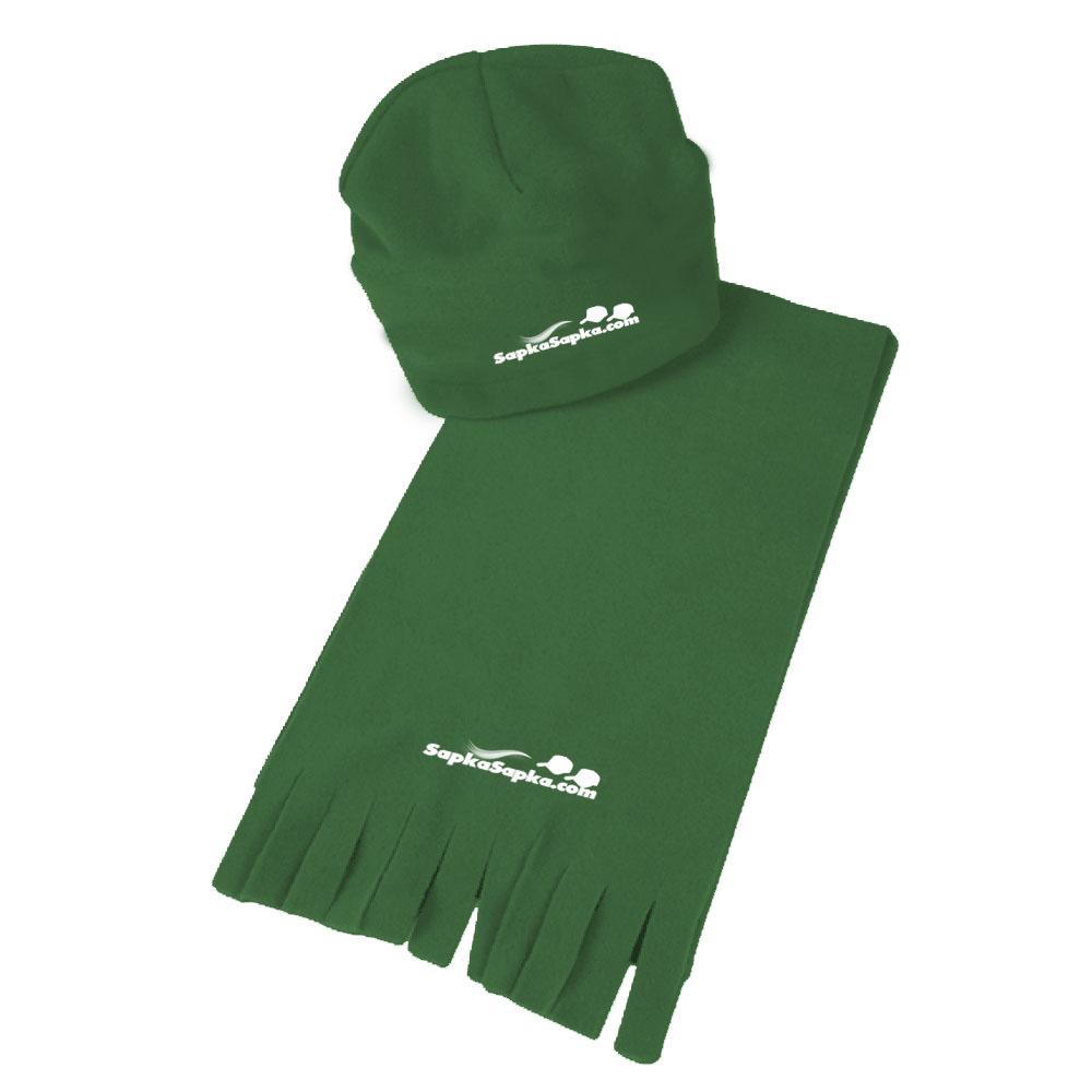 Polar Atkı Bere Yeşil